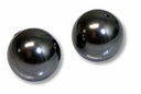 6mm Black Swarovski 5810 Crystal Pearls (50PK)
