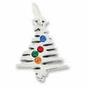 Christmas Tree with Swarovski CrystalCharm