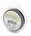 20 GA Black Artistic Wire 15YD Spool