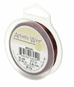 20 GA Brown Artistic Wire 15YD Spool