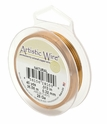 22 GA Artistic Wire Natural Copper 15YD/45FT Spool