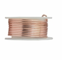 24 GA  Rose Gold Color Artistic Wire 15 yard Spool