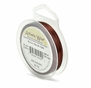 24 GA  Brown Color Artistic Wire 15 yard Spool