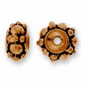Antique Copper Turkish Bead