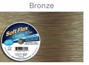 Soft Flex Wire: Bronze  .019 Diameter 49 Strd 30FT