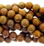 Golden Landscape Stone Beads