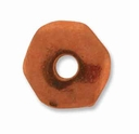 7mm Antique Copper Nugget Heishi Spacer (10PK)