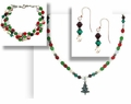 Magic Christmas Jewelry Set
