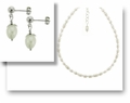 Timeless Elegance Necklace and Earring Set