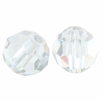 Majestic Crystal® Crystal 6mm Faceted Round Crystal Beads (24PK)