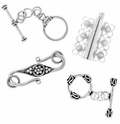 Bali Style Toggles & Clasps