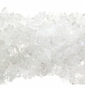 Rec. Crystal Beads Chips 16 inch Strand