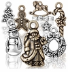 TierraCast Holiday Charms & Components