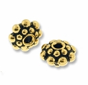 Antique Gold Panten Bead