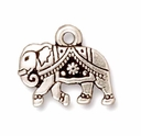 Antique Silver Gita Charms