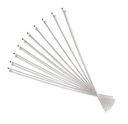 2.00 Inch Ball End Head Pin 24GA (10PK)
