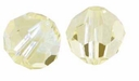 Sand Opal Swarovski 5000 4mm Crystal Beads (10PK)