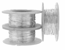 "Sterling Silver Round Wire 22 Gauge (.025"") Dead Soft - 1oz (approx. 30.4ft)"