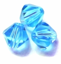 March Birthstone Crystal Color Aqua