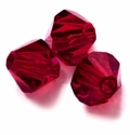 July Birthstone Crystal Color Ruby