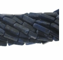 Sodalite 10x4mm Rectangle Beads 16 Strand
