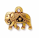 Antique Gold Gita Charms