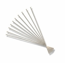 Silver Plated Ultra Thin 2� Head Pin (10PK)