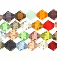 Chinese Crystal Mixed Colors