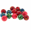 Colored Round Wood Beads (10PK)