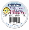 Beadalon 49 Strand Stainless Steel Wire