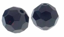 Garnet Swarovski 5000 6mm Crystal Beads (10PK)