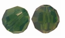 Palace Green Opal Swarovski 5000 6mm Crystal Beads (10PK)