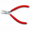 Super Fine 120mm  Chainnose Plier with  Spring