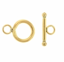 Gold Filled 9mm Toggle Clasp (1PC)