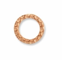 Copper Hammertone Sm. Ring