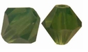 Palace Green Opal 5301 Discontinued Swarovski 8MM Bicone Bead (1PC)