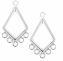 Diamond Chandelier Earring Drop (1PC)
