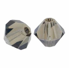 Smokey Quartz 5301 Discontinued Swarovski 6mm (10PK)