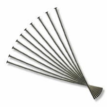 "Gun Metal Plated 2"" Head Pins (10PK)"