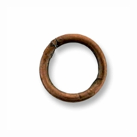 6mm Closed Jump Ring Antique Copper (10PK)