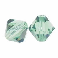 Erinite 5328 6mm Swarovski Crystal XILION Bicone Beads(10PK)