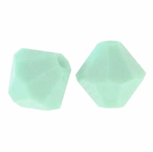 Mint Alabaster 5301 Discontinued Swarovski 6mm (10PK)