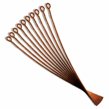 "Antique Copper Eye Pin 2"" (10 PK)"