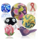 Lampwork and Art Glass Beads