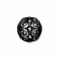 Black Finish Casbah Bead