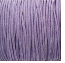 Lavender 2mm Waxed Cotton Craft Cord (1YD)