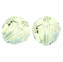 Crystal Moonlight 10mm Swarovski 5000 Round Crystal Beads (1PC)