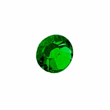 Emerald 2028 Swarovski Flat backs Crystal SS09 (1PC )