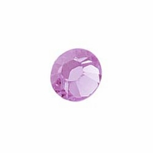 Light Amethyst 2028 Swarovski Flat backs Crystal SS09 (1PC )