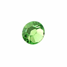 Peridot 2028 Swarovski Flat backs Crystal SS09 (1PC )